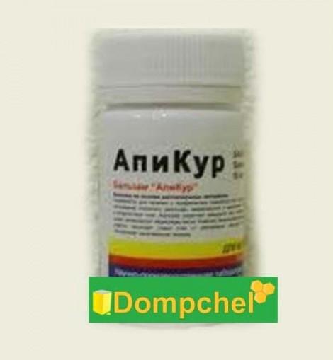 Апикур - для лечение вирусных болезней пчел