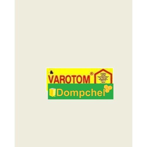 Варотом от варроатоза пчел (флувалинат) ( 10 полосок-1уп. )