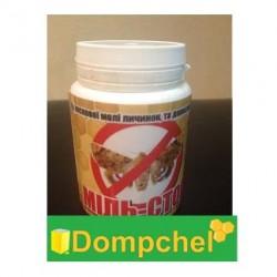 Для дезодорации сотохранилищ и борьбы с личинками восковой моли и взрослыми насекомыми. Дезинфектанты.