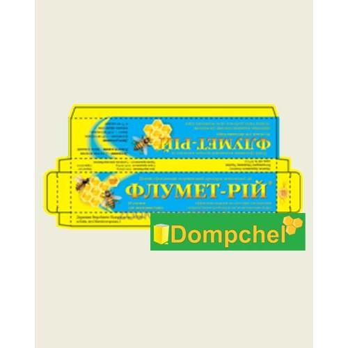 Флуметрий 10 пол.(аналог байварола) флуметрин-3.85мг