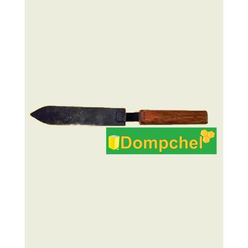 Нож пасечный черный 150 мм.