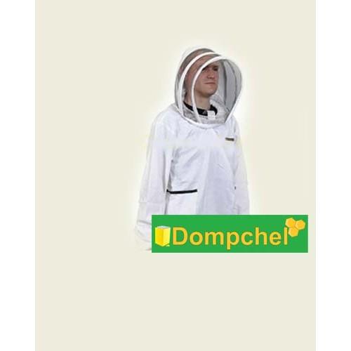 Куртка пчеловода сетка европейского образца (Лен)