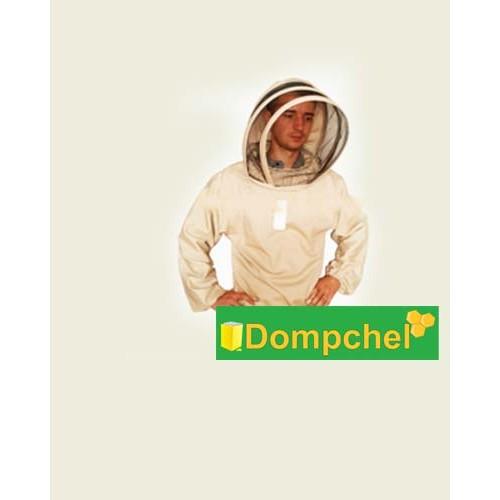 Куртка пчеловода сетка европейского образца (100% Катон)