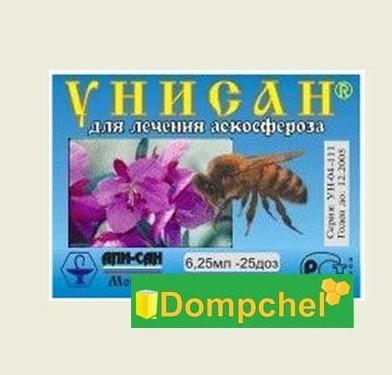 Препараты для аскофероза и аспергиллеза пчел
