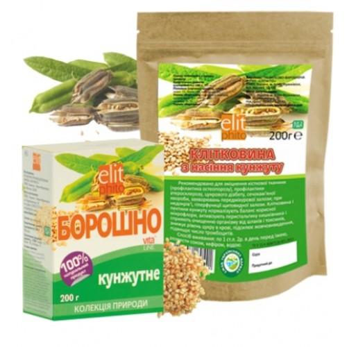 Клетчатка семян кунжута 500 грамм