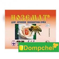 Для лечения и профилактики нозематоза пчел